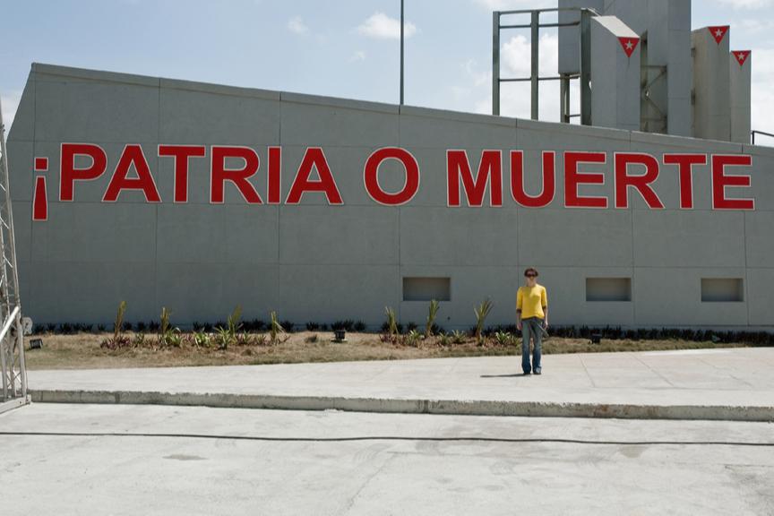 Habana-patria o muerte