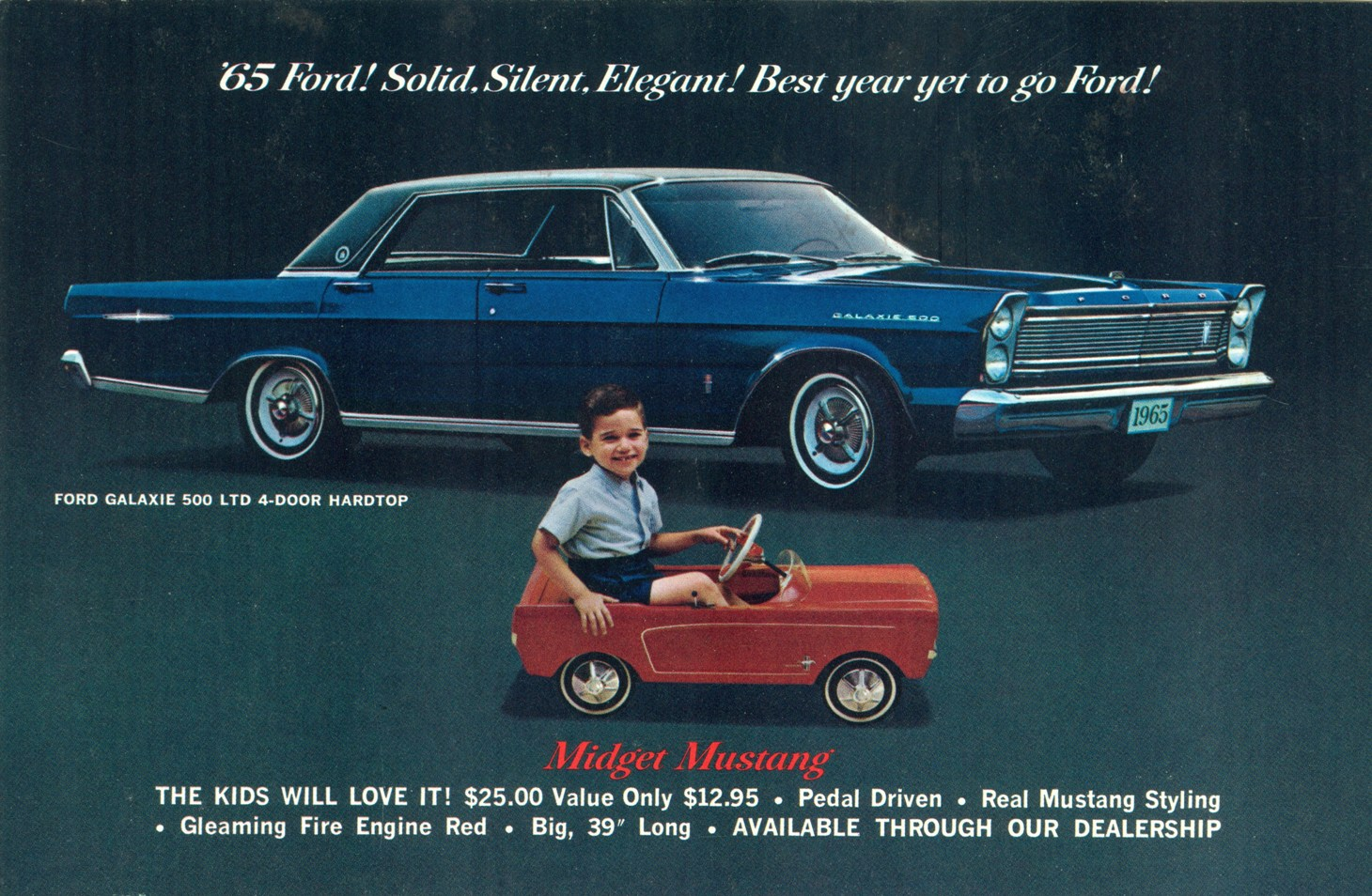 1965-Ford-Galaxie-500-LTD-Hardtop-Midget-Mustang