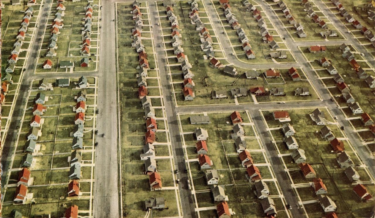 Modern-suburban-sprawl