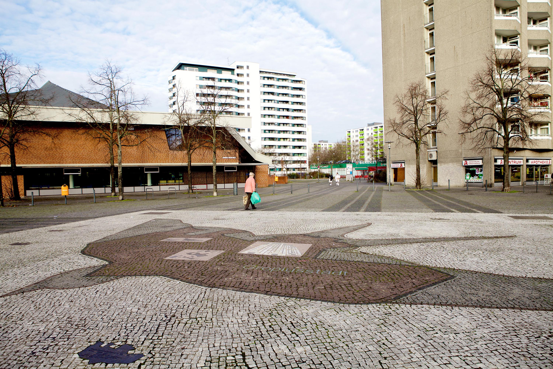 Berlin - Gropiustadt