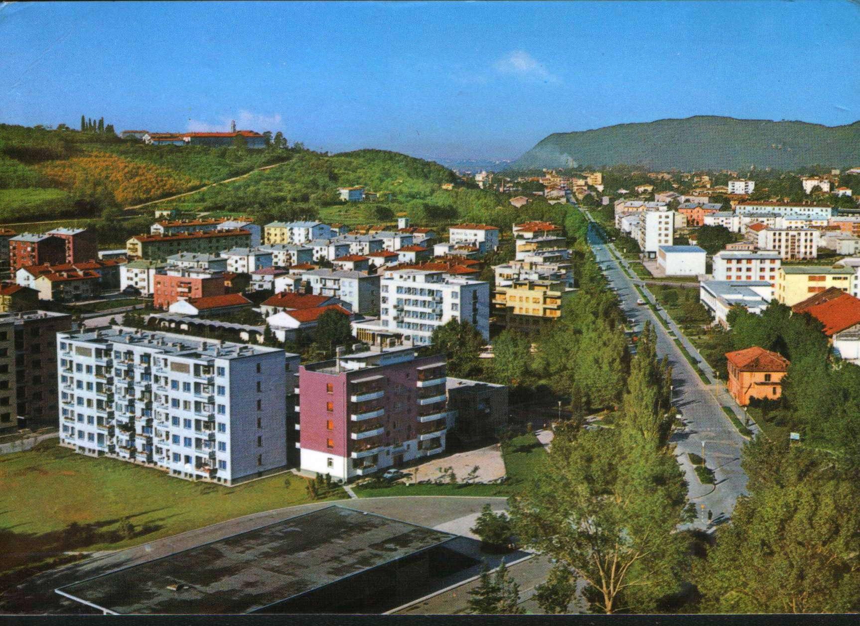 postcard of Nova Gorica 1969