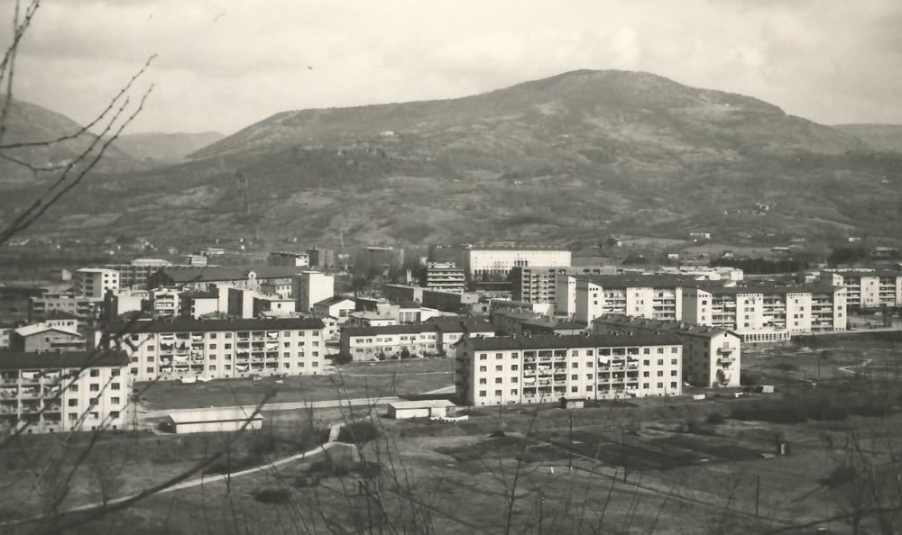 """""""Ruski bloki"""" 1950 (Pokrajinski arhiv v Novi Gorici)"""