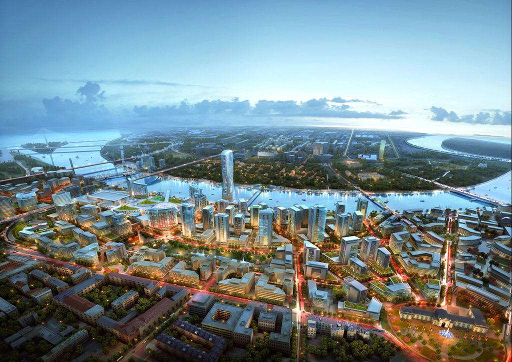 Belgrade Waterfront project