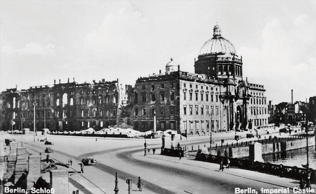 Berlin, old Schloss